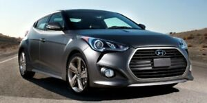 2013 Hyundai Veloster TURBO Accident Free,  Navigation (GPS),  L