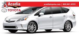 2013 Toyota Prius v PRIUS V