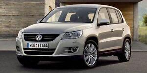 2009 Volkswagen Tiguan AWD COMFORTLINE 2.0 A/C,