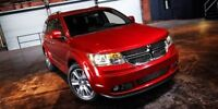 2013 Dodge Journey R/T AWD, leather, remote start, alloys. SMP
