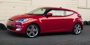 2015 Hyundai Veloster w/Tech | Sunroof | Navigation | *COMING SO