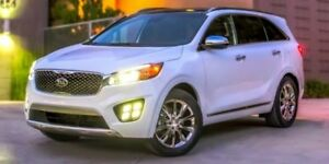 2016 Kia Sorento AWD EX V6 Leather,  3rd Row,