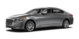 2016 Hyundai Genesis Sedan AWD PREMIUM Navigation (GPS),  Leathe