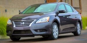 2013 Nissan Sentra SL AUTOMATIC Navigation (GPS),  Leather,  Hea