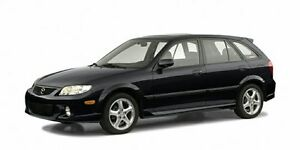 REDUCED 2002 Mazda Protege 5 Hatchback