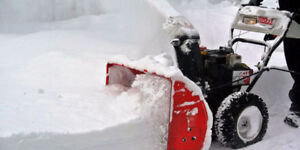 Your Snow Removal SOUTH - EAST - DT - WEST Seasonal/ Monthly.