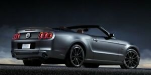 2014 Ford Mustang GT CONVERTIBLE Accident Free,  Leather,  A/C,