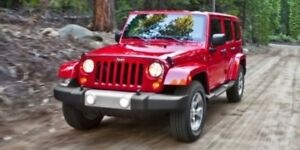2016 Jeep Wrangler Unlimited WILLYS ED