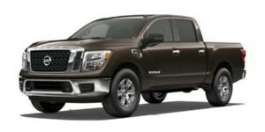 2017 Nissan Titan SV | PUSH BUTTON START | HEATED BUCKET SEATS |
