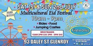 Multi Cultural Eid festival Glenroy Moreland Area Preview