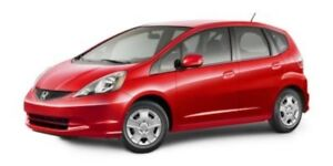 2014 Honda Fit DX Accident Free,