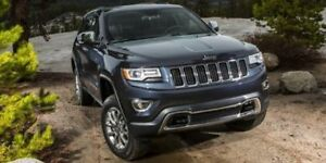 2017 Jeep Grand Cherokee Navigation (GPS),  Rear DVD,  Leather,