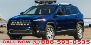 2016 Jeep Cherokee Accident Free,  Bluetooth,  A/C,