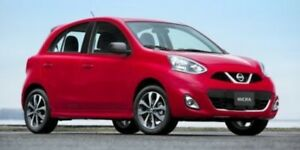 2015 Nissan Micra SV AUTOMATIC Accident Free,  Bluetooth,  A/C,