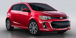 2017 Chevrolet Sonic LT RS |TRUE NORTH EDITION | SUNROOF|