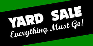 ON Line Yard Sale GREAT Items CHEAP Prices