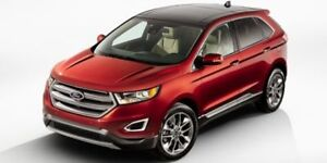 2016 Ford Edge Titanium 1.9%!!! Free Extended Warranty!!