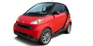 2009 smart fortwo PASSION Accident Free,  Heated Seats,  Panoram