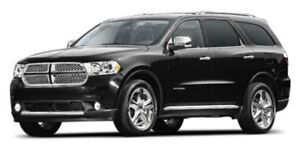 2011 Dodge Durango 4WD CREW Accident Free,  Navigation (GPS),  R
