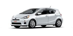 2013 Toyota Prius c Upgrade Pkg with Cruise & Premium Cloth!