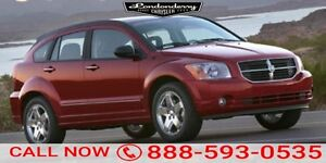 2008 Dodge Caliber FWD 4DR SXT Accident Free,  Sunroof,