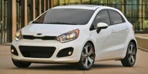 2015 Kia Rio SX HATCHBACK Navigation (GPS),  Leather,  Sunroof,