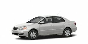 2007 Toyota Corolla CE SORRY I AM SOLD