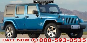 2010 Jeep Wrangler Unlimited 4WD UNLIMITED SPORT Heated Seats,