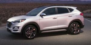 2019 Hyundai Tucson Preferred All Wheel Drive