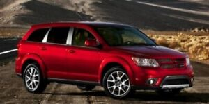 2016 Dodge Journey R/T ALL WHEEL DRIVE Accident Free,  Navigatio