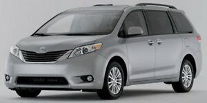 2013 Toyota Sienna AWD XLE DVD Accident Free,  Navigation (GPS),
