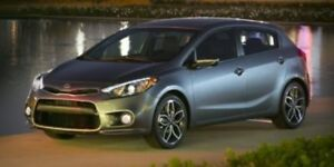 2016 Kia Forte 5-Door SX Luxury
