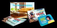 ✹✹✹ Printing Flyers, Postcards, Brochures, Lowest Price  ✹✹✹