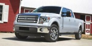 2013 Ford F-150 Lariat- Sunroof, Premium Warranty till 200,000km