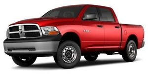 2012 Ram 1500 Sport Crew Cab | Leather | Sunroof | Navigation |
