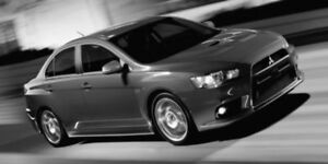 2015 Mitsubishi Lancer Evolution AWC EVOLUTION MR Heated Seats,