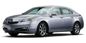 2013 Acura TL Accident Free,  Navigation (GPS),  Rear DVD,  Leat