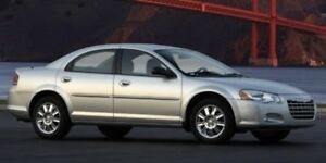 2005 Chrysler Sebring Sdn Touring