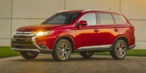 2018 Mitsubishi Outlander ES ALL WHEEL CONTROL