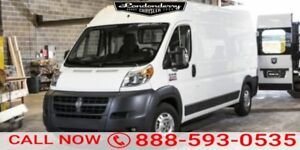 2018 Ram ProMaster Cargo Van 3.6L 118 WB