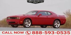 2009 Dodge Challenger RT COUPE Leather,