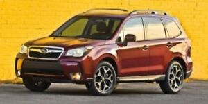 2015 Subaru Forester AWD Accident Free,  Heated Seats,  Sunroof,