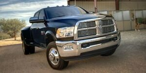 2012 Ram 3500 Laramie Limited DRW | Sunroof | Navigation | DVD |