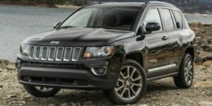 2016 Jeep Compass 4WD HIGH ALTITIUDE Leather,  Heated Seats,  Ba