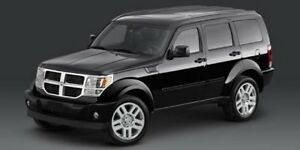 2007 Dodge NITRO SLT For Sale Edmonton
