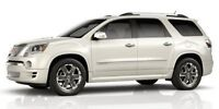 2012 GMC Acadia Denali AWD, leather, sunroof, navigation, remote