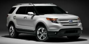 2015 Ford Explorer 4WD LIMITED Leather,  Heated Seats,  Sunroof,