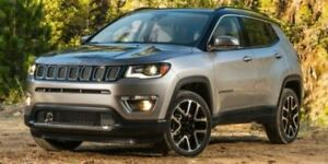 2018 Jeep Compass 4WD TRAILHAWK Heated Seats,  Back-up Cam,  Blu