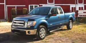 2013 Ford F-150 XLT SuperCab 5.0L V8 - Tonneau Cover