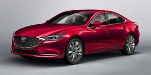 2018 Mazda Mazda6 GT-SKYACTIV TURBO HEATED LEATHER SEATS/STEERIN